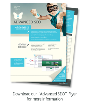Advanced Search Engine Optimisation - SEO specialists