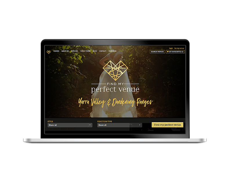 laptop responsive website design